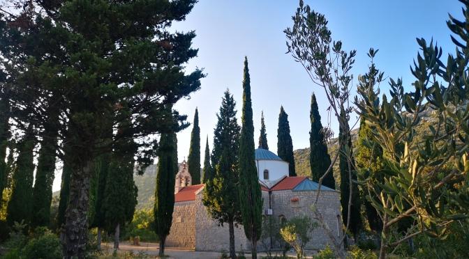 SAMOSTAN SV. JOSIPA – Pustinja braće na Pelješcu